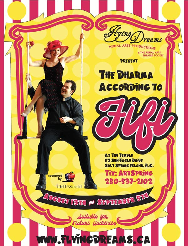 Flying Dreams The Dharma According to Fifi