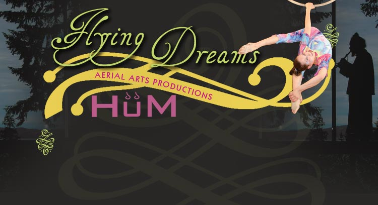 Flyng Dreams - Cirque style events with aerial acrobats